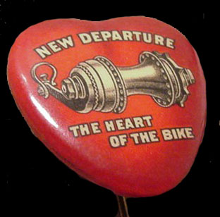 CYCLE KES: 1898, A New Departure – The Online Bicycle Museum on