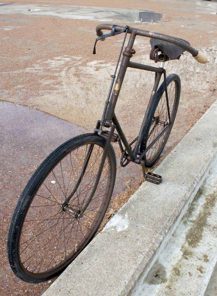 1895 Rudge-Whitworth No 3 Road Racer | The Online Bicycle Museum