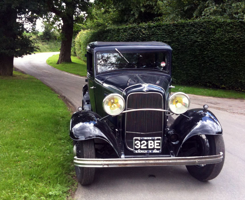 In the 1980s and early 90s I restored vintage cars and motorcycles for a living and my work and hobby revolved around cars such as this 1932 Ford Model B. ... & 1919 Ford Gents Roadster | The Online Bicycle Museum markmcfarlin.com