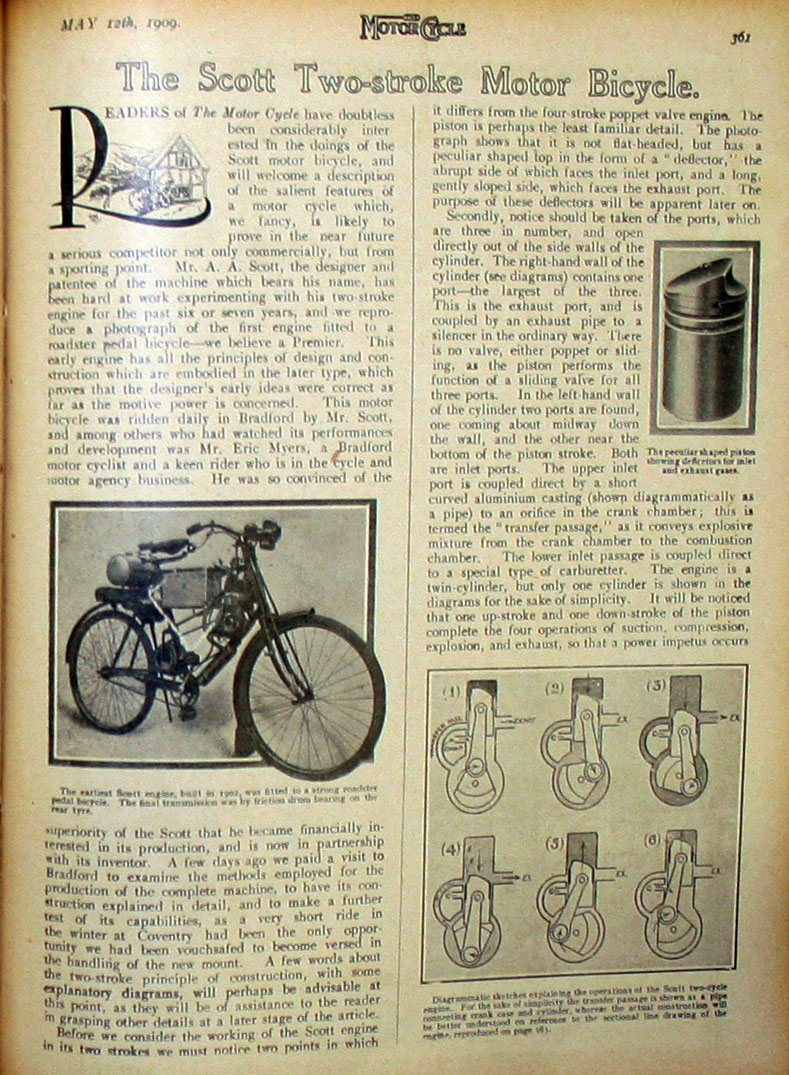 The Online Bicycle Museum Cycle Attachment Engines 3 From Rambler Wiring Diagram Apm 2 8 Harley Sportster Tail Machines