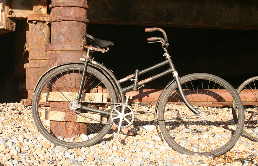 1912 Peugeot Captain Gerard Folding Bicycle – The Online