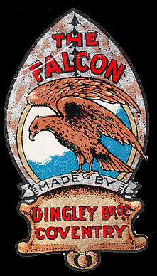dingley bros falcon bicycle