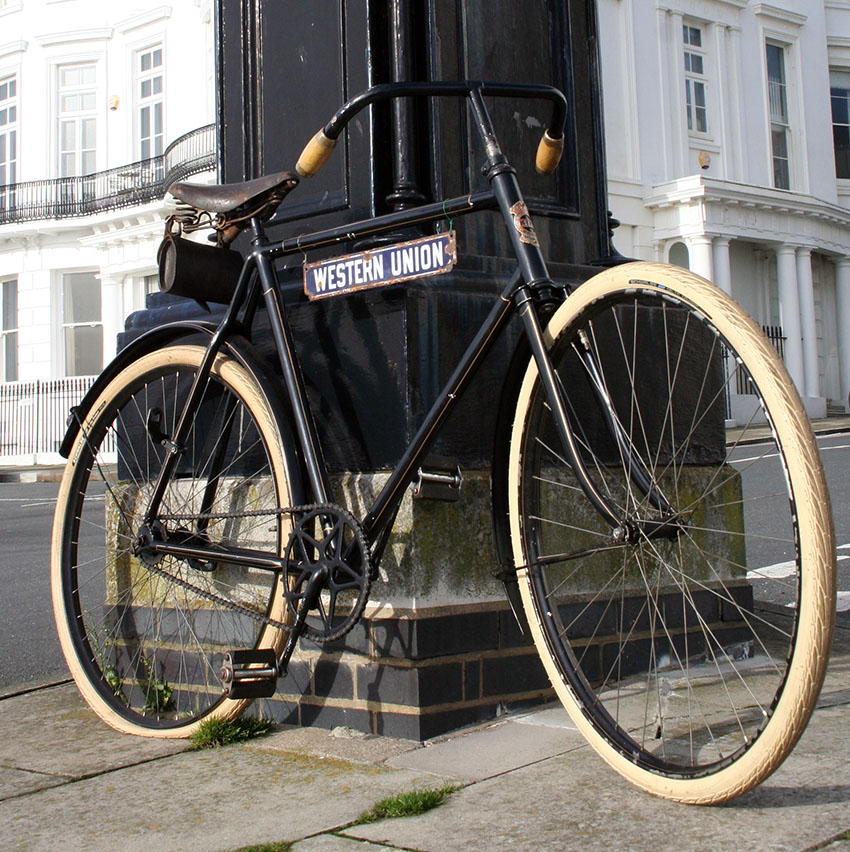 1900 Western Union Messenger S Bike The Online Bicycle