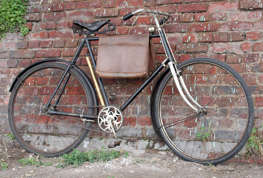 1911 HUMBER DESPATCH RIDERS BICYCLE