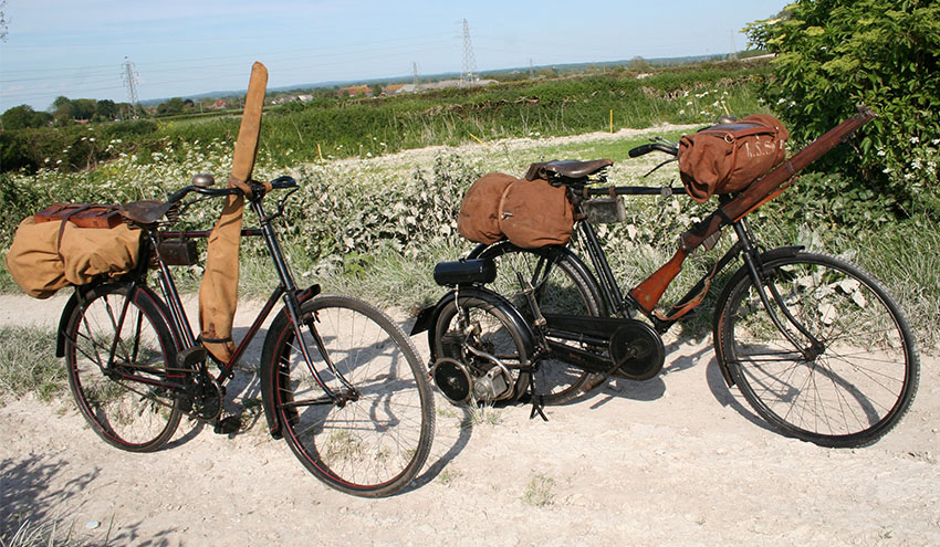 1918 Royal Enfield Military 47