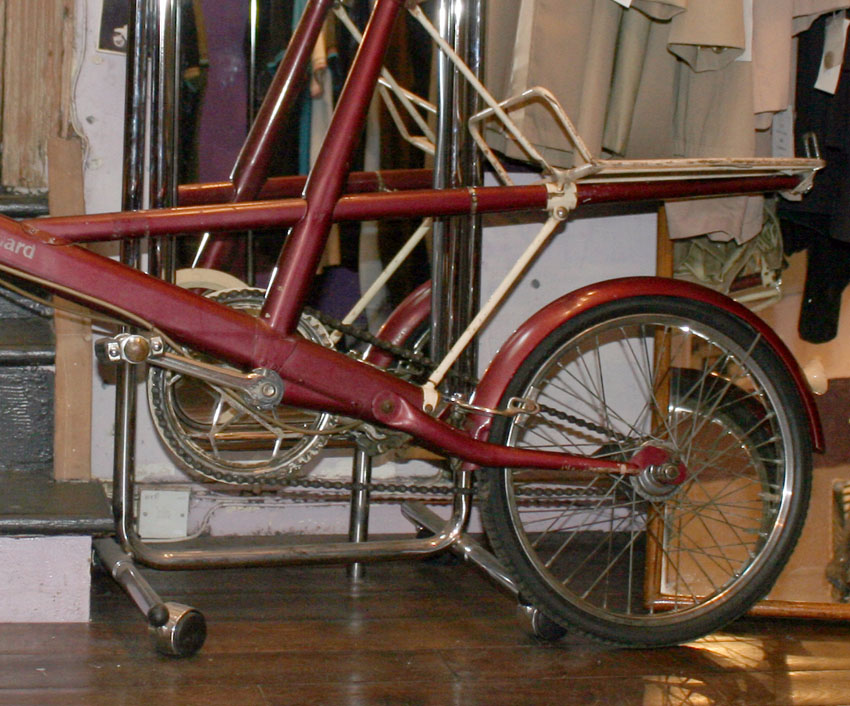 1963 Moulton Standard M1 Three Speed The Online Bicycle