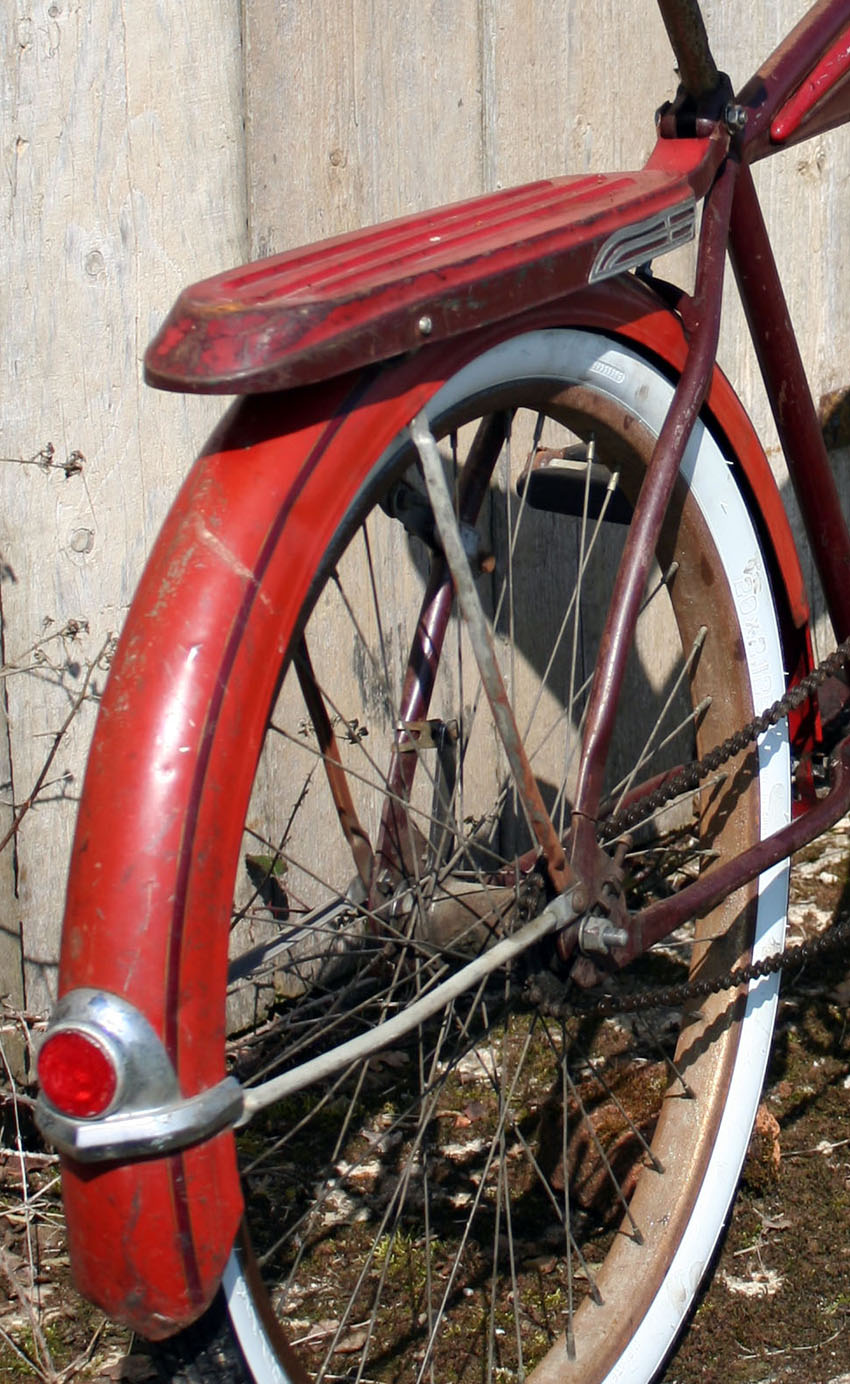 Used Tires Dayton Ohio >> 1950 Huffman 'Dayton' Dial-Your-Ride | The Online Bicycle ...