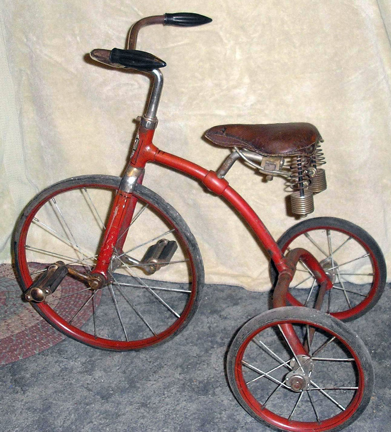 1911 Colson Fairy Ball Bearing Velocipede Model No 1 The Online