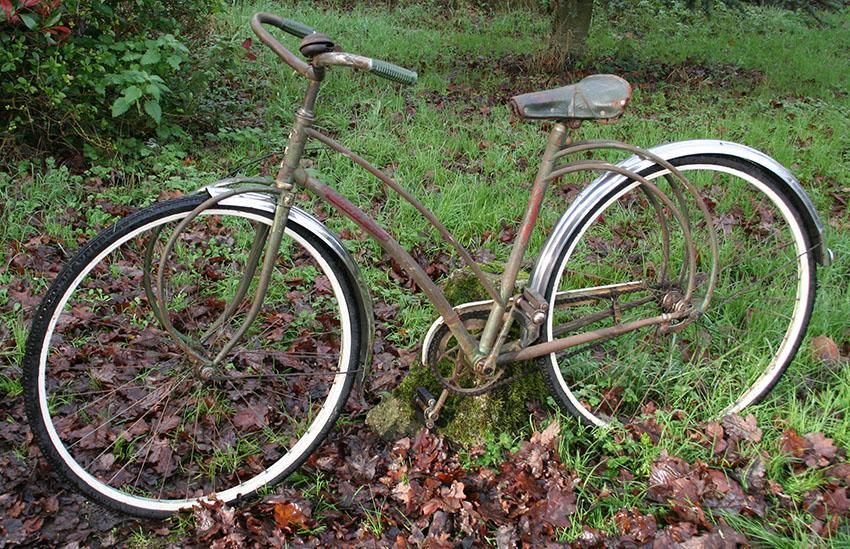 1950 Malvern Star Streamlyne