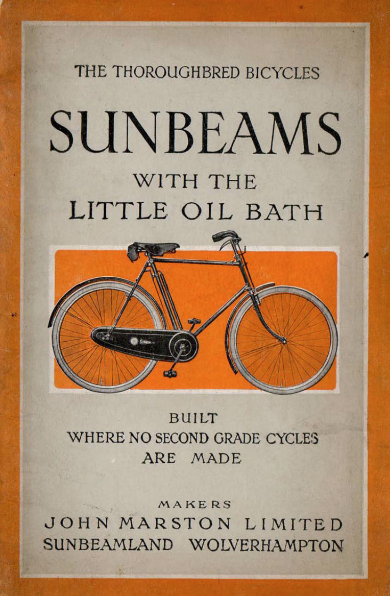 1924 golden sunbeam 6