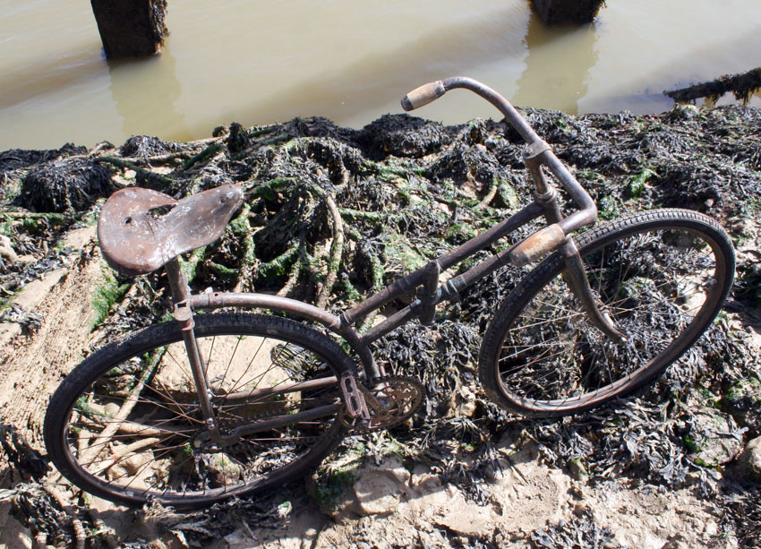 1899 Peugeot Captain Gerard Folding Bicycle The Online Bicycle