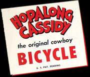 hopalong_cassidy_cowboy bicycle