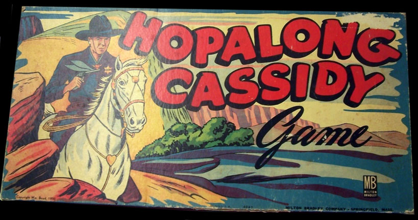 hoppy game 1950s 1