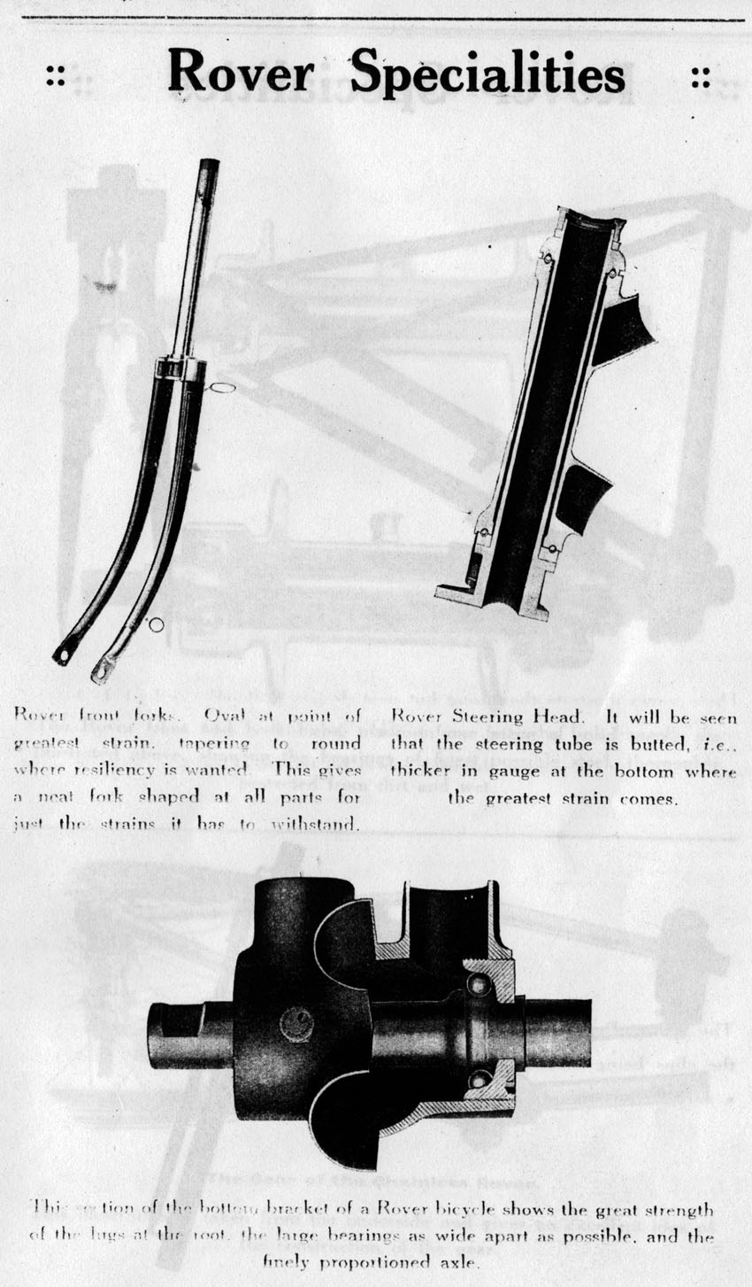 The Online Bicycle Museum 1920 Royal Rover Roadster 66 80cc Motorcycle Engine Diagram
