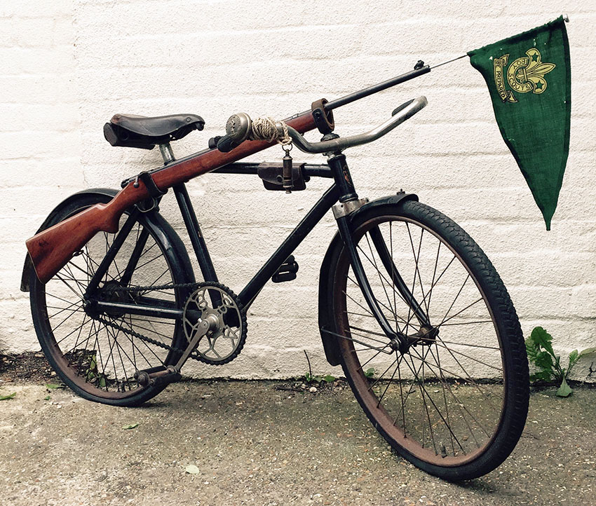 1914 bsa boy scout bicycle