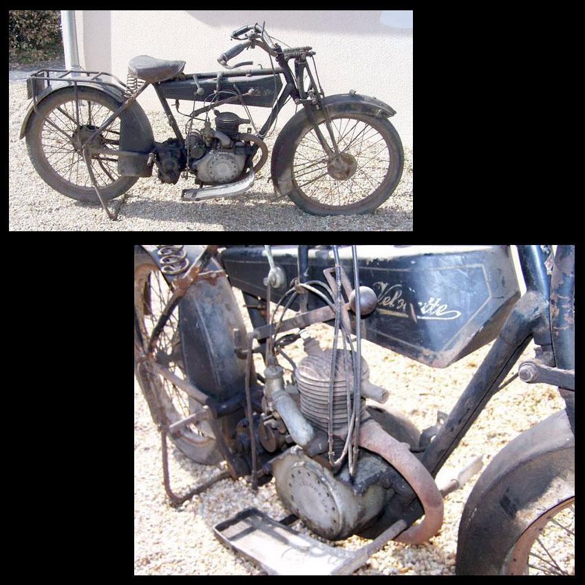 1922 Velocette E2