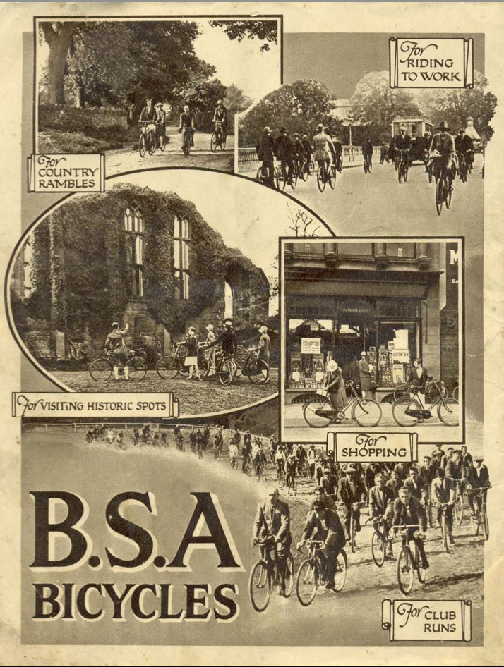 1931 bsa catalogue 8