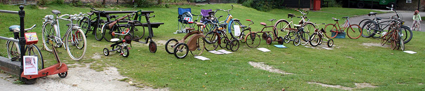 amberley 2015 museum veteran cycle day