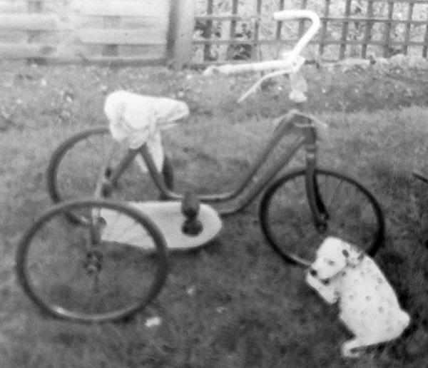 colin trike 1963