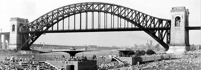 hell gate bridge new york