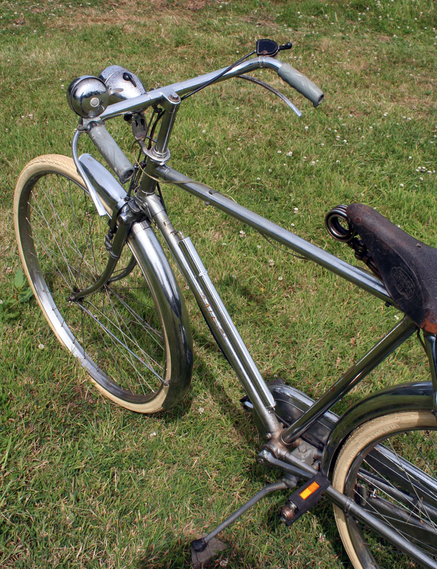 fahrrad the traveler