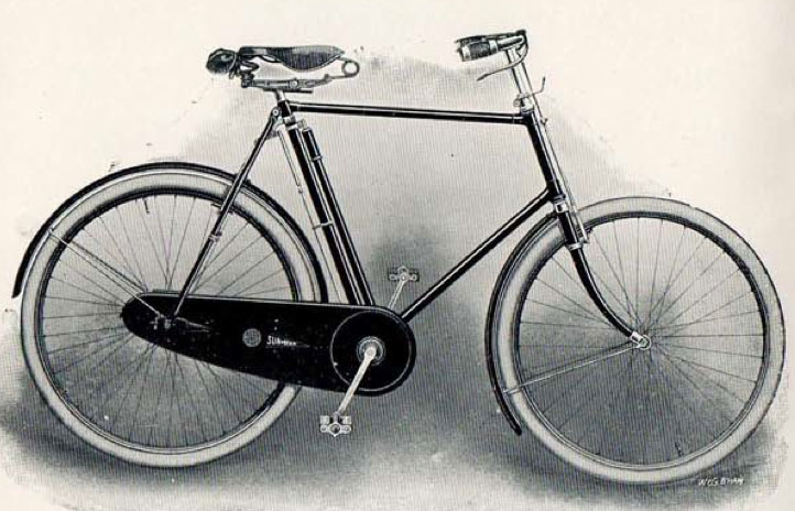 1902 SUNBEAM