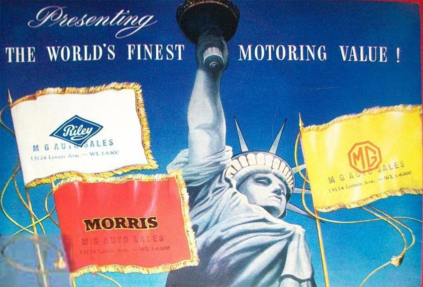 Morris MG Riley