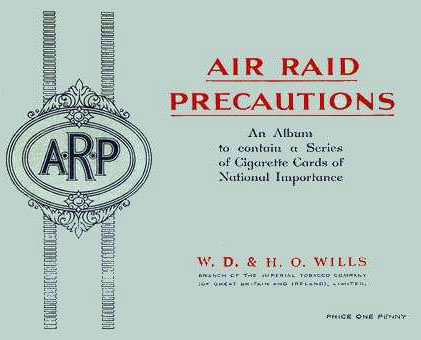 air raid precautions