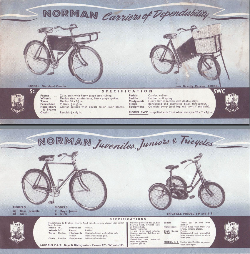 norman cycles ashford