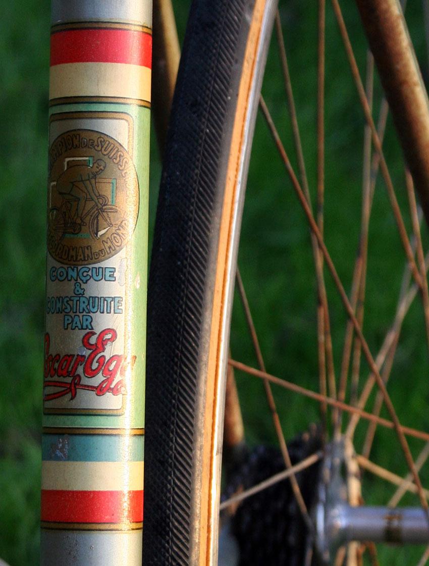 1959 oscar egg bicycle
