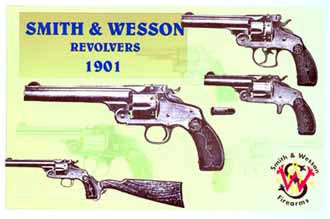 1901 smith wesson catalogue
