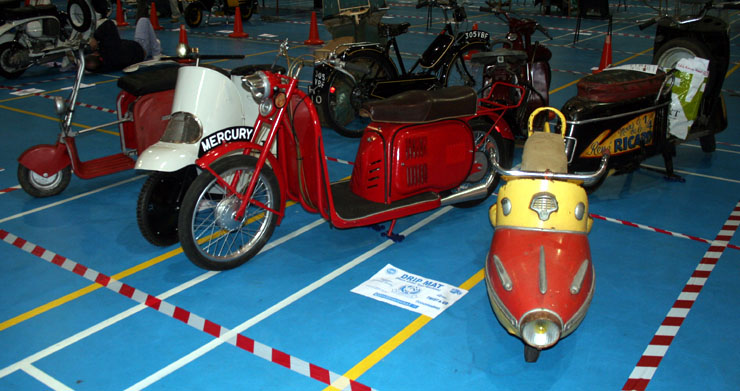 scooter manege   bicycle museum