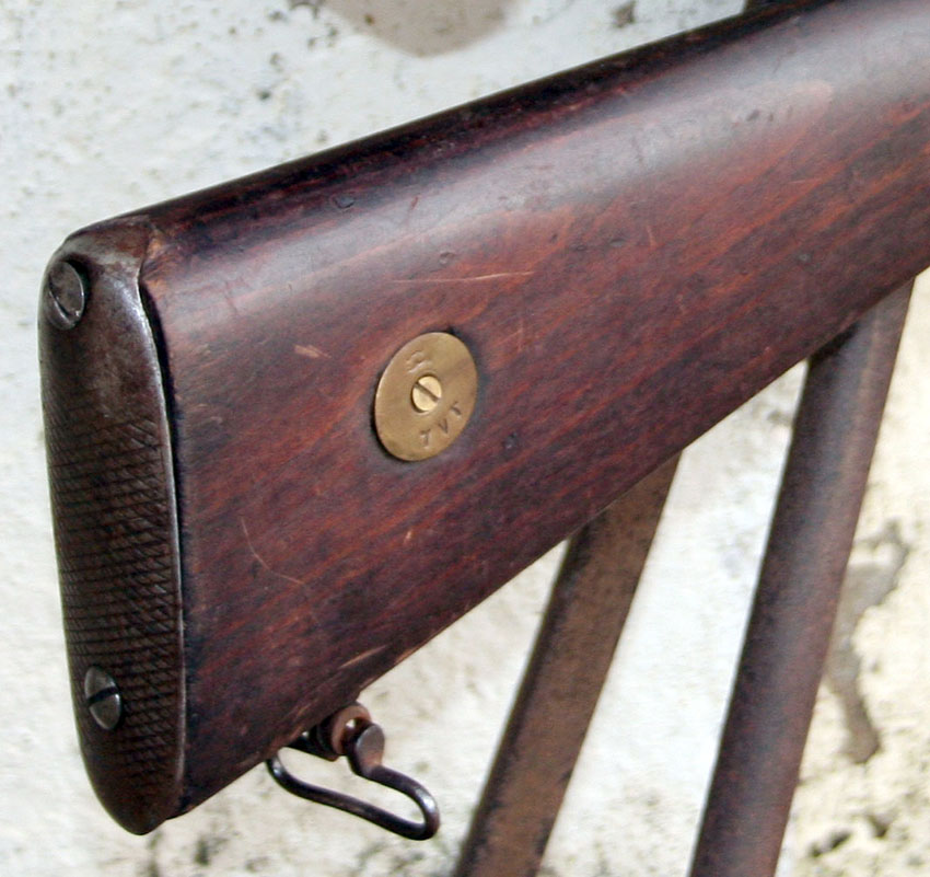 1876 martini henry rifle