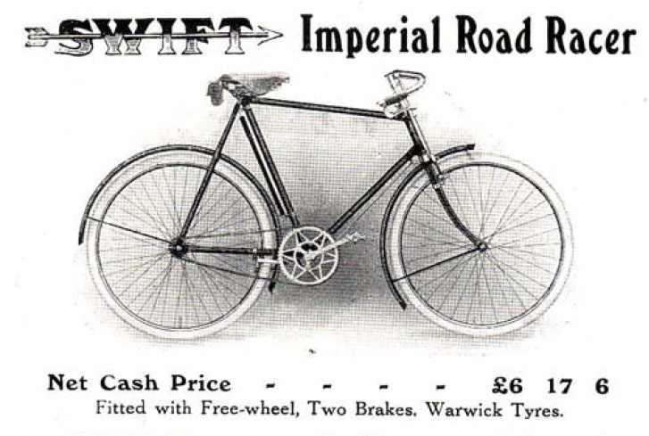 1915 swift imperial road racer 2