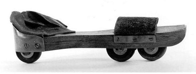 PETIBLED SKATE 1828