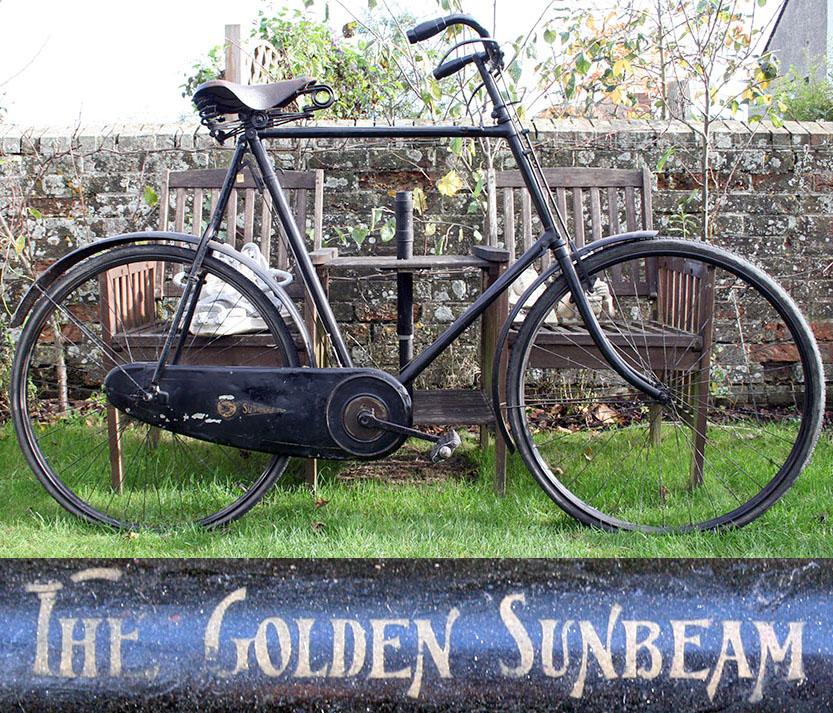 THE GOLDEN SUNBEAM