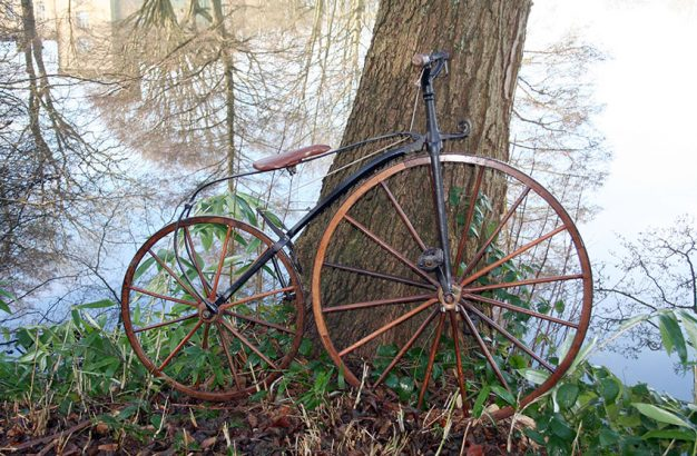 1870 Transitional Velocipede 05