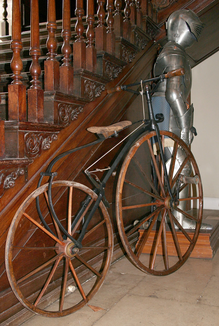 1870 Transitional Velocipede 5