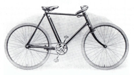 1908 Rover Road Racer 2