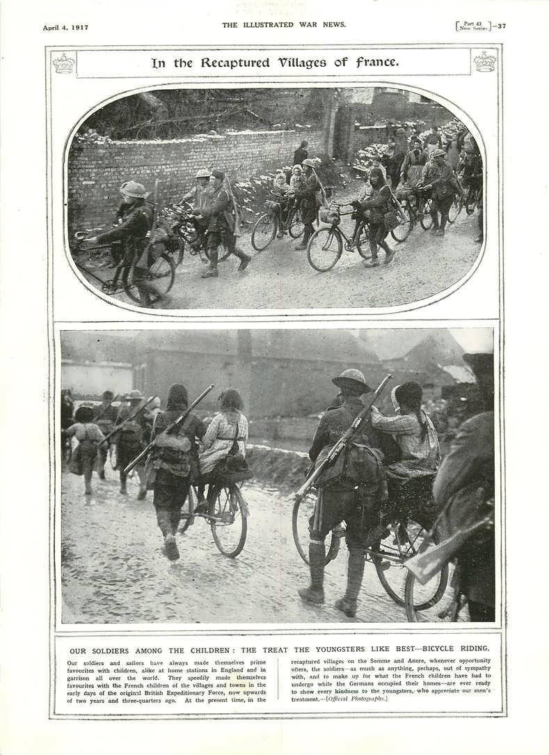 1917 BSA WW1 5
