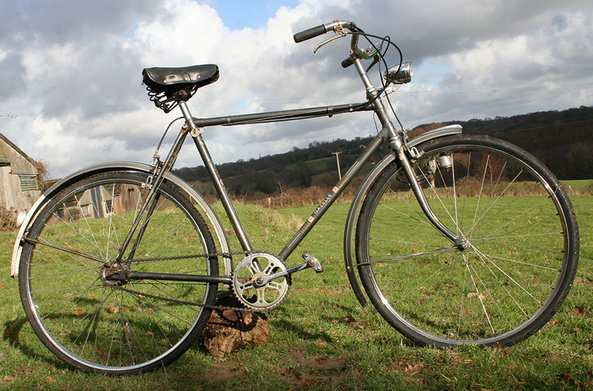 1965 Gazelle Gent S 3 Speed The Online Bicycle Museum