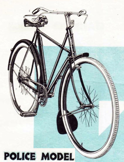 1932 Raleigh Irish X Frame 06