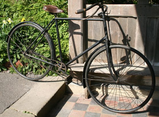 J. Devey Safety Bicycle 05
