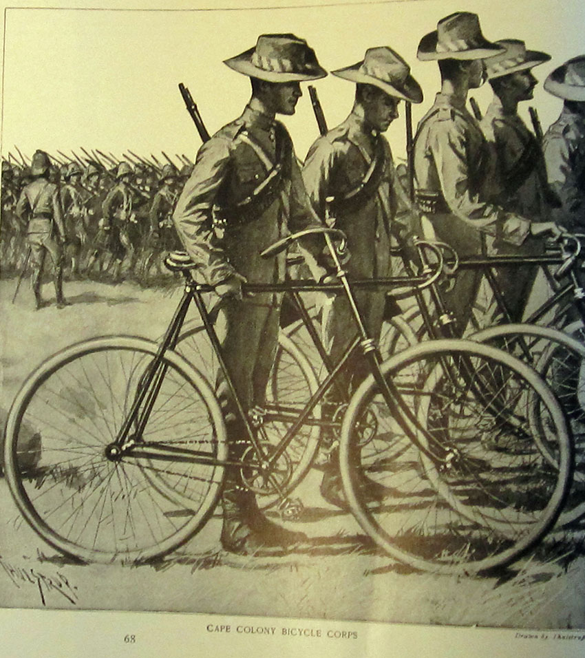 cape colony bicycle corps copy