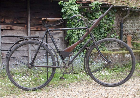 1908 Raleigh Military Bicycle 05