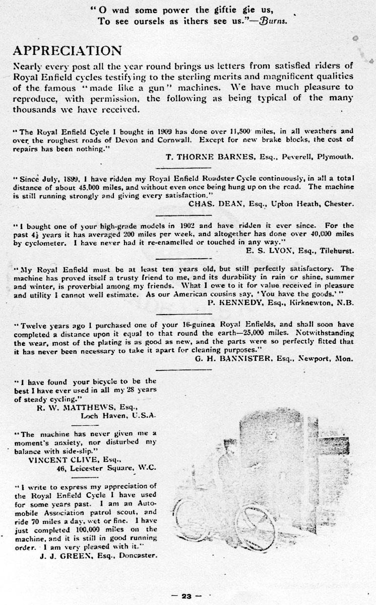 1913 royal enfield