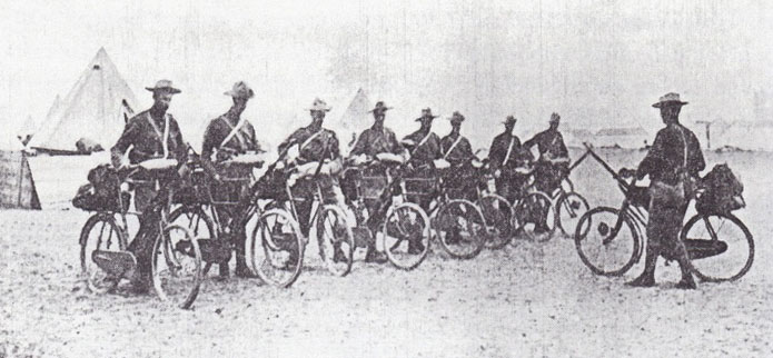 boer war cyclist battalion
