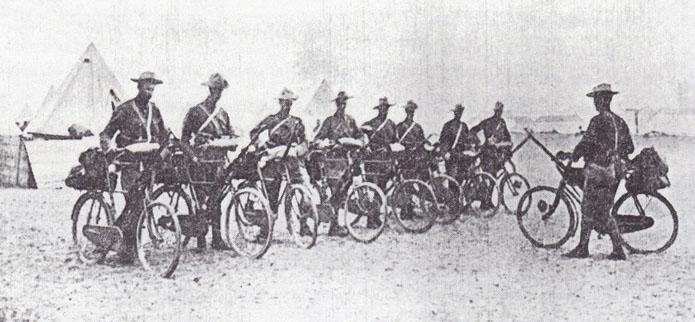 boer war cyclist battalion
