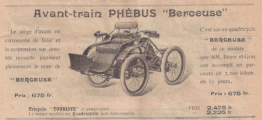 phebus quadricycle copy