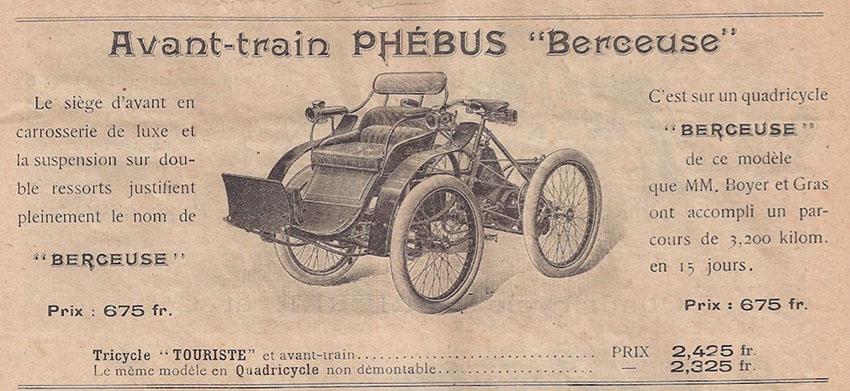 phebus quadricycle copy